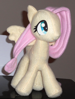 Fluttershy Plush by Meip