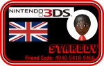 My Nintendo 3DS Card (Color Version) by KStarboy