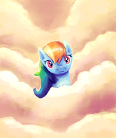 Head in the Clouds by MusicalCombusken