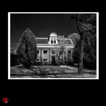 House in Muiderberg by Boldgraphy