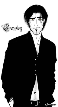 Anthony Crowley by halobender