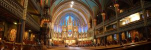 Notre Dame Basilica by snacktime