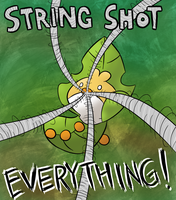 STRING SHOT EVERYTHING by DaILz