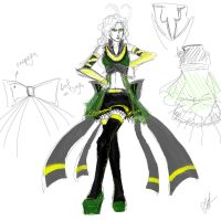 another version loki maid by SweetDreams1803