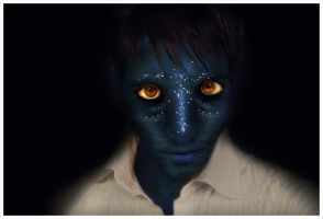 AVATAR in me.. by 88pixels