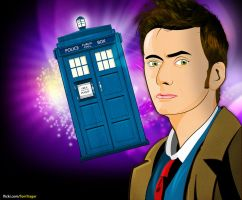 Doctor Who by TomTrager