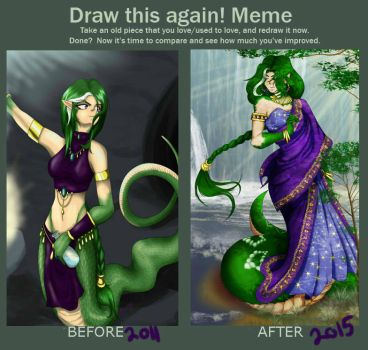 Merista Before And After Meme by Merista