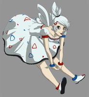 Togetic Gijinka by TehArtMonkey