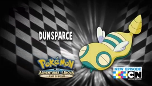Who's That Pokmon? featuring Dunsparce in BW131. by PokemonOnlineGames