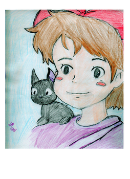 Kiki's Delivery Service by greenfluffybunny