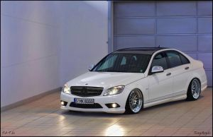 Mercedes C class by funyboyke