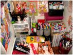 My Colorful Workdesk 2013-31-03 by Lettelira