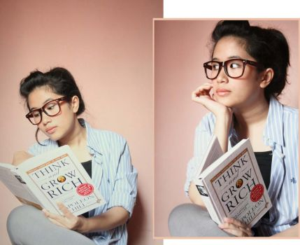 geek in the pink I by dhineyurizaa