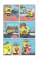 SpongeBob Pitch PG2 by deanrankine