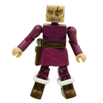 Baron Zemo the First Minimate by arielassault