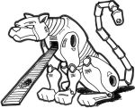 robo panther by larons
