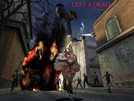 Left 4 Dead: The movie by Yohan-Gas-Mask