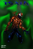 Toxin The Devil You Know by GRIDALIEN