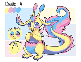 Chulie Ref by Ambunny