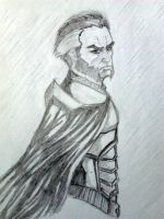 Ra's Al Ghul by jay911sf
