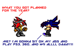 What I got planned for the year 2013 by AskSoloTheSoulhog