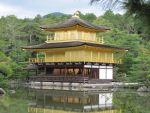 The Temple of the Golden Pavilion by archangelselect