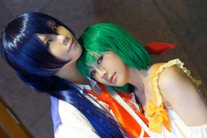 MF : Alto and Ranka by rinabyakuran