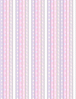 Paper Star Strips by unochristiana