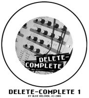 Delete-Complete Button 1 by Two-Players