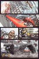 Ultimate X-Men Sample pg 1 by AdamWithers