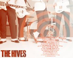 THE HIVES by SharkVamps