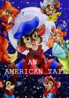 An American Tail by JB-Pawstep