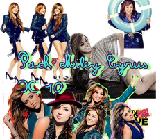 Miley Cyrus Png Pack by Dolly-Editions