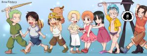 One Piece Children's Day (Update) by arisa-chibara