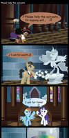 Please help the Outcasts by Evilbob0