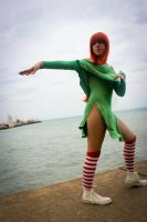 Cyclone: Wild Wind by MangoSirene