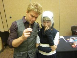 Bad Eyesight - Vic Mignogna by Chelseam2