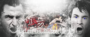 Milan vs Barca by daveluxe