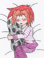 Pillows Can Double as a Teddy by RaijinSenshi