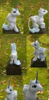 The Last Unicorn custom collag by Bee-chan
