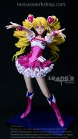 Cure Peach - Momozono Love by LeonasWorkshop