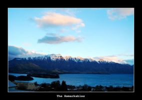 The Remarkables by samtihen