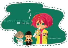 4.20 Happy Birthday Marui Bunta by nayu2NA