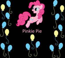 Pinkie Wallpaper by AbsentParachute