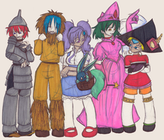 Tales Halloween Contest Entry by asashi