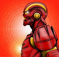 Guardian Iron Man by Siphen0