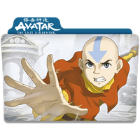 Avatar (The Last Airbender) by mtheuscarvalho