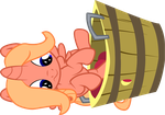 Peachy Bucket 1 by Creshosk