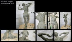 Sculpture: Progress by JessicaDru