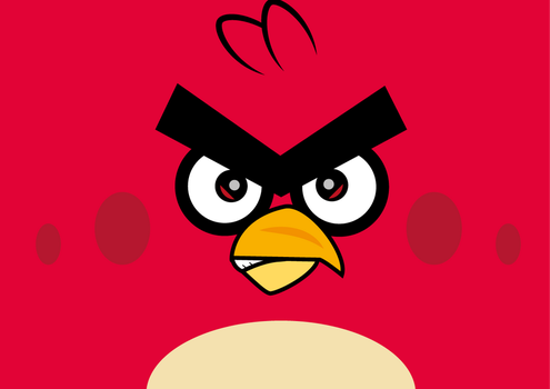 Angry bird by The-real-BeZZ